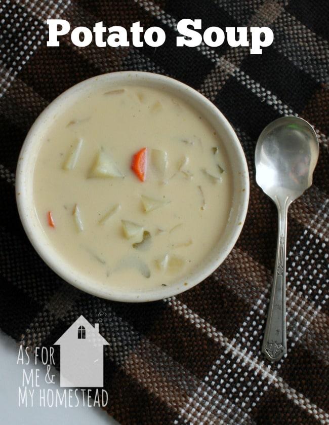 The best Potato Soup recipe