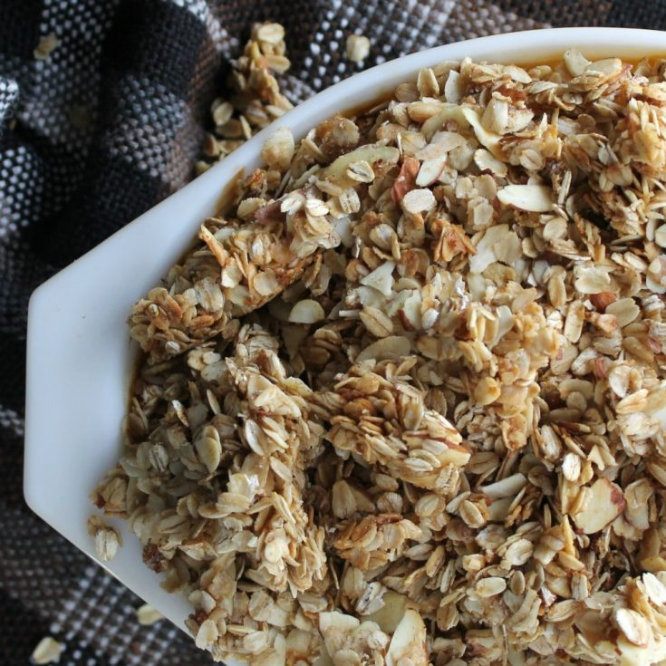 Big Batch Granola