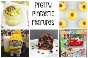 It's Pretty Pintastic Party Time!
