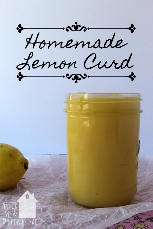 Homemade Lemon Curd is so easy using the Bellini Intelli! Stovetop recipe included.