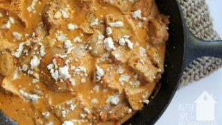 Skillet Mediterranean Chicken