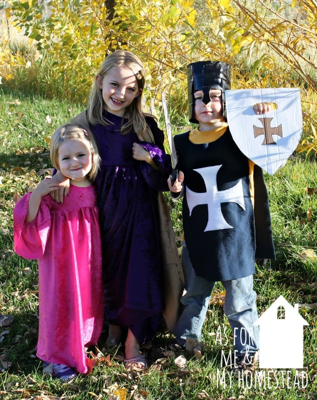 Costumes for a Reformation Party