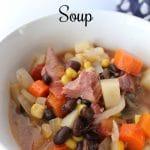 ham-bone-soup