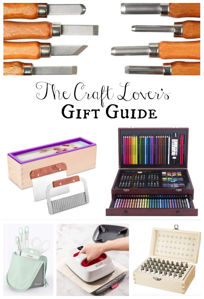 The Ultimate Craft Lover Gift Guide & Hobby Lobby Giveaway