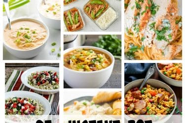 25+ Instant Pot Chicken Recipes & Giveaway