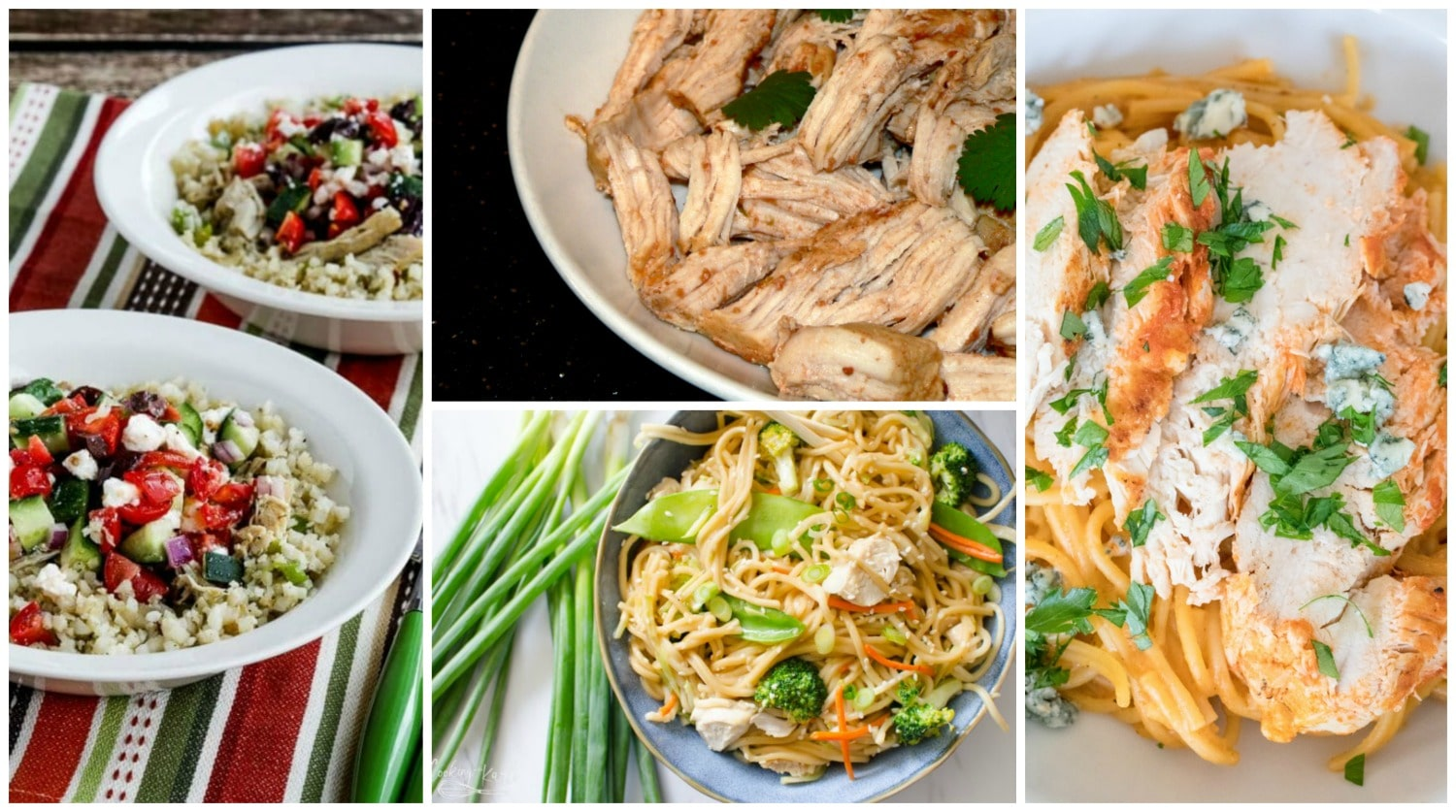 Instant Pot Chicken Dinner Recipes