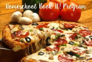 Homeschool Book It Program
