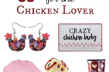 Fun Gifts for the Chicken Lover