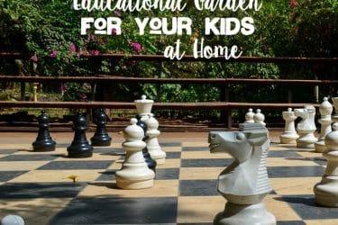 Creating an Educational Garden