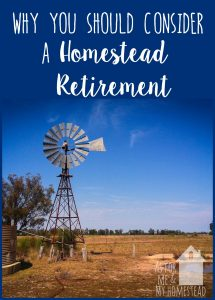 A Homestead Retirement