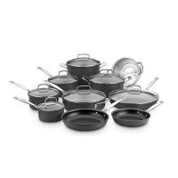 Cuisinart Pot & Pans, Non-Stick Hard Anodized
