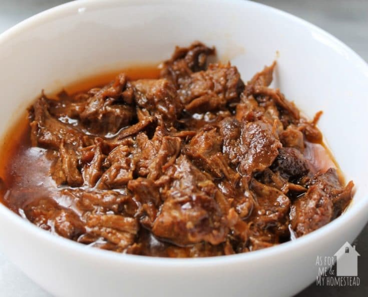 Slow Cooker Teriyaki Beef