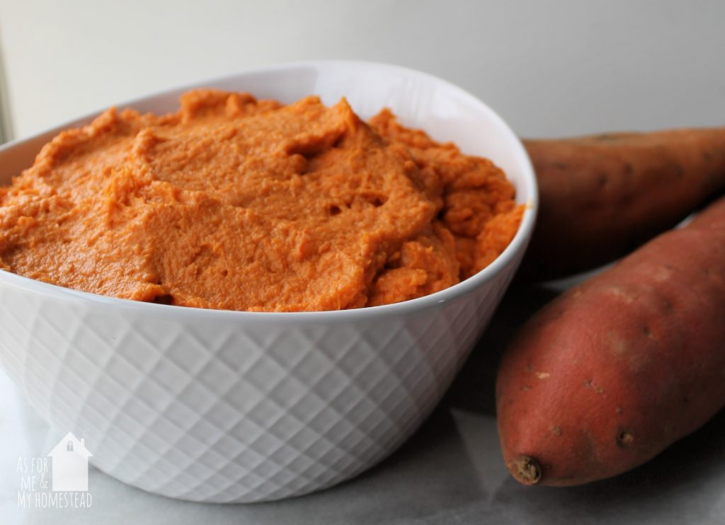 Full of flavor, these Spiced Sweet Potatoes make the perfect fall side dish!