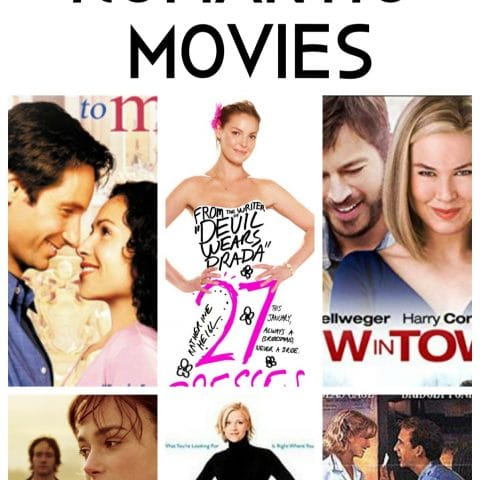 Romantic Movies for Valentine's Day