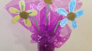 Mothers Day Craft Flowers