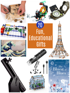 Educational Gifts: A Guide for Elementary Students