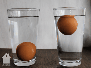 How to Float Eggs